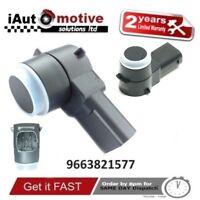 Peugeot 308 407 RCZ  PDC Parking Sensor Citroen C4 C5  Berlingo 9663821577