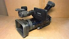 "Sony HVR-Z1U 1/3"" 3-CCD HDV Camcorder Video Camera 1080i DVCAM"