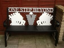 PANCHINA da giardino in acciaio-One Step Beyond