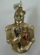 Christopher Radko The Wizard of Oz Tin Man Ornament