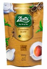 Zesta Premium BOPF BLACK Tea %100 Pure Original Ceylon Tea From SRI LANKA