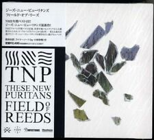 THESE NEW PURITANS-FIELD OF REEDS-JAPAN CD F23