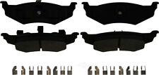 Disc Brake Pad Set-Posi-Met Disc Brake Pad Rear Autopart Intl 1403-86625