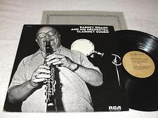 "Barney Bigard/Orchestra ""Clarinet Gumbo"" 1976 Jazz LP, Nice VG++!, Orig RCA"