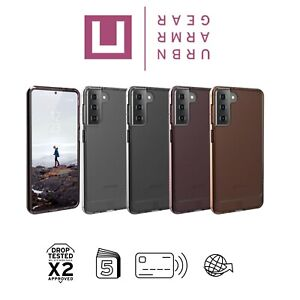 UAG [U] LUCENT Case Samsung Galaxy S21+ 5G Featherlight Cover Translucent Slim