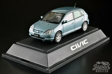 [EBBRO 1:43] 43147 HONDA CIVIC METALLIC GREEN