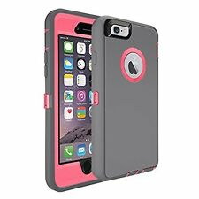 Apple iPhone X 8 7 Plus 6S Plus 6 Case Cover {Belt Clip fits Otterbox Defender}