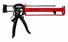 Pistola a pressa Pistola per siliconi-cartuccia Metallo fino 390 ml Cartucce