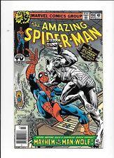 The Amazing Spider-Man #190 Man Wolf John Byrne art