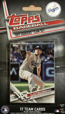 Carte collezionabili baseball topps Los Angeles Dodgers