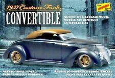 Lindberg 1937 Ford Custom Convertible 1:24 Scale Model Kit #HL129