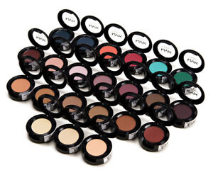 NYX Prismatic, Nude Matte, Hot Singles Eye Shadow CHOOSE YOUR SHADE New Sealed