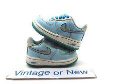 Nike Air Force I 1 Low Glacier Ice Blue Grey Toddler 2008 sz 3C