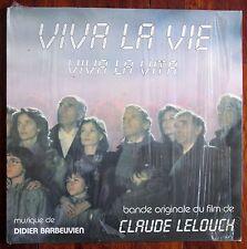 Didier Barbelivien VIVA LA VIE colonna sonora film Claude Lelouch VIVA LA VITA