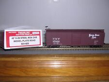 WALTHERS/Trainline #910-623  N.K.P. 40' X-29 Box Car #25922 Built-up H.O.Gauge