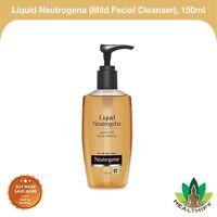 Liquid Neutrogena Pure Mild Facial Cleanser 150ml for Clear & Clean Skin