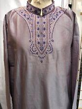 Mens Bollywood Style kurta pajama Size-42 Was£45