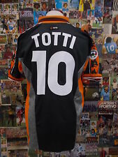 maglia calcio trikot shirt maillot camiseta TOTTI ROMA TG L PATCH