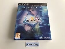 Final Fantasy X / X-2 HD - Édition Limitée - Sony PS3 - FR - Neuf Sous Blister