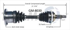 For Chevy GMC K Series Yukon 4WD Front Left or Right Axle Shaft SurTrack GM8030