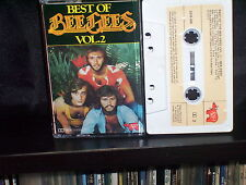 BEST OF THE BEE GEES VOL 2 - RARE AUSTRALIAN CASSETTE TAPE