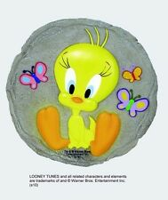 Looney Tunes Tweety Bird Character Image Resin Stepping Stone, NEW UNUSED