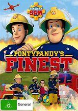 Fireman Sam: Pontypandy's Finest - DVD Movie - Animated - NEW