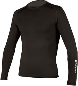 Endura Frontline Base Layer Long sleeve Black (Size Small Only)