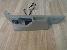 BMW Z3 96-02 Left Driver Seat Cover Trim Handle with Switch