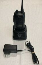 Icom Ic-F4Gs-2 Portable Handheld Communication Radio w/iCom Charger Bc-144