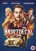 Nuovo Mortdecai DVD