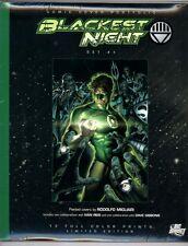 Blackest Night DC Comic Cover Portfolio 12 Full Color Art Prints New & Sealed!