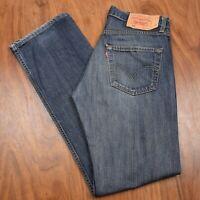 """vtg Levi's 501 Red Tab Denim Jeans - W31"""" x L34"""" #290 GRADE A"""