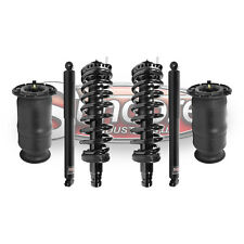 2002-2009 GMC Envoy Air Suspension Rear Shocks with Springs & Front Struts