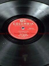 "COLUMBIA 39616 Paul Weston AT DAWNING/CHARMAINE VG+/VG+ 78 10"" E"