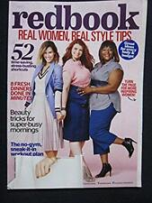 Redbook September 2015 Magazine Real Women Real Style Tips