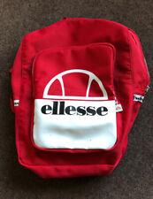 Ellesse Sabbia Red Rucksack / Backpack