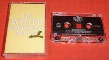 THE WHITE CHRISTMAS ALBUM - UK CASSETTE TAPE - V/A (BING/JUDY GARLAND/PAT BOONE)