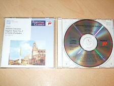 Bach - Italian Concerto, English Suite No.2 12 Preludes - Igor Kipnis (CD) Mint