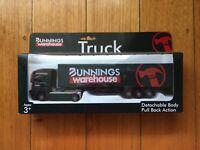 Bunnings Warehouse Toy Truck