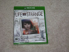 LIFE IS STRANGE...XBOX ONE...***SEALED***BRAND NEW***!!!!!!