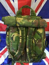 Genuine British Army Engineers DPM Turtle Back 50L PLCE Bergen Rucksack Pack GR1