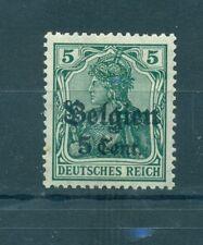 BELGIUM - GERMAN OCCUPATION 1914/18 Mi. 12 5C