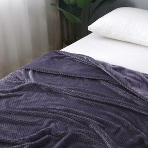 Weighted Blanket Full Queen Size Reduce Stress Promote Sleep Deep C3Z2