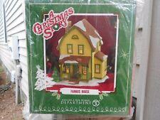 DEPT 56 A CHRISTMAS STORY FARKUS HOUSE NIB *Read*