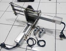 Robo cylinder electric actuator 2 axis RCP2 RA4C SS8C PCON-PO IAI 250 x 200 mm