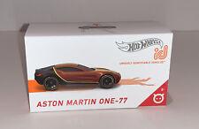 Hot Wheels id - Aston Martin One-77 - Series 1 - Speed Demons 5/5 - New
