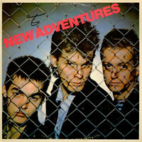 New Adventures - New Adventures (Vinyl LP - 1980 - US - Original)