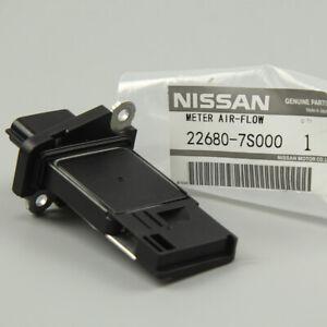 New MASS AIR FLOW METER SENSOR MAF Factory OEM 22680-7S000 For Nissan Altima