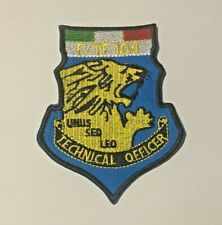 PATCH F/TF 104 - TECHNICAL OFFICER